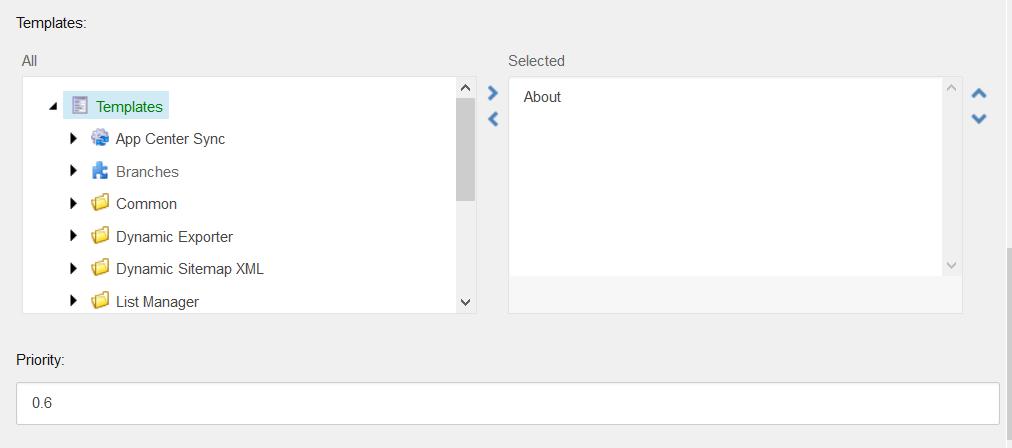 dynamic sitemap xml module sitecore marketplace